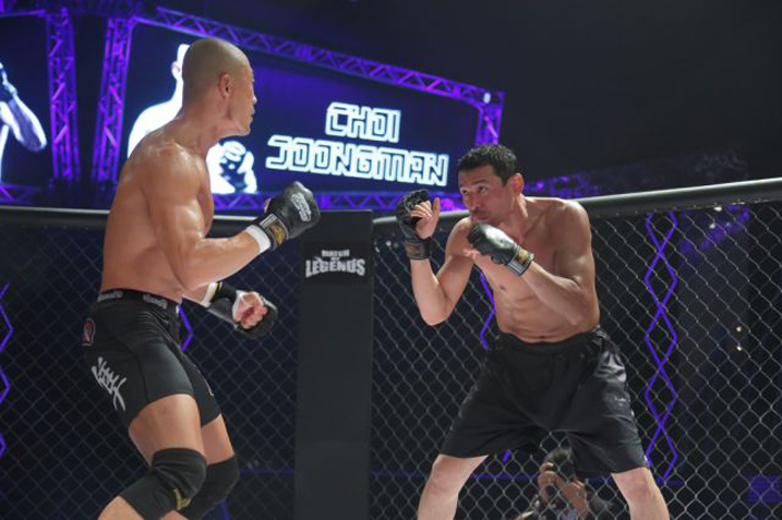 Fists Of Legend 5
