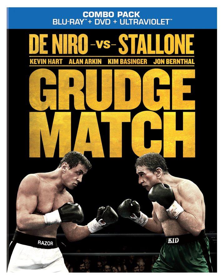 Grudge Match Blu-ray Cover
