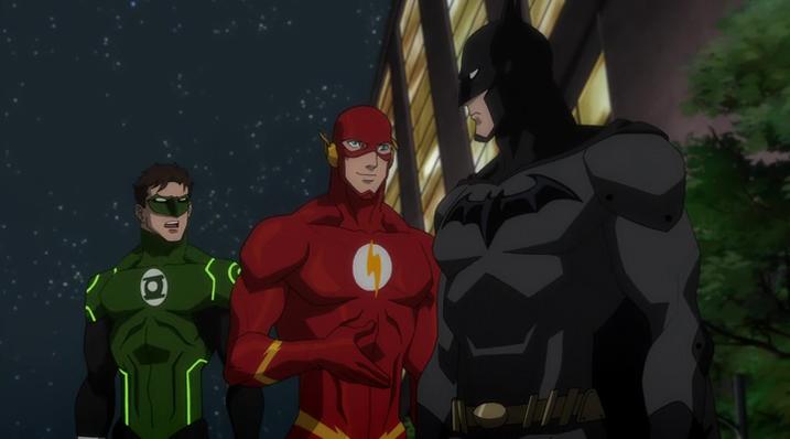 Justice League War 3