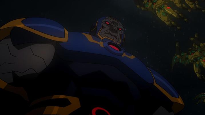 Justice League War 4