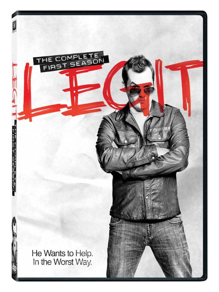 Legit DVD