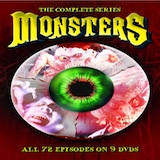 Monsters - The Complete Series - www.whysoblu.com