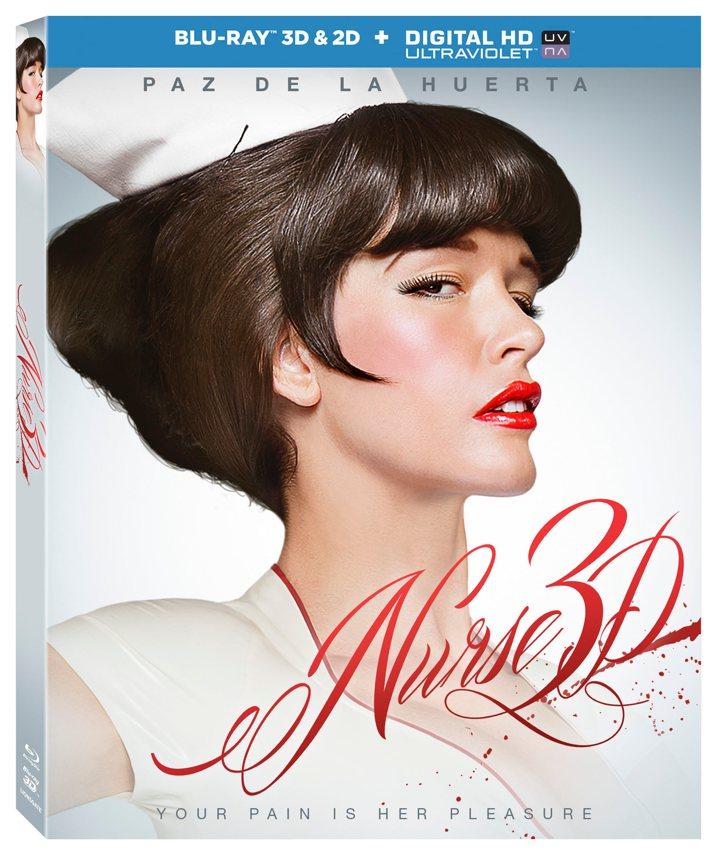 Nurse Blu-ray