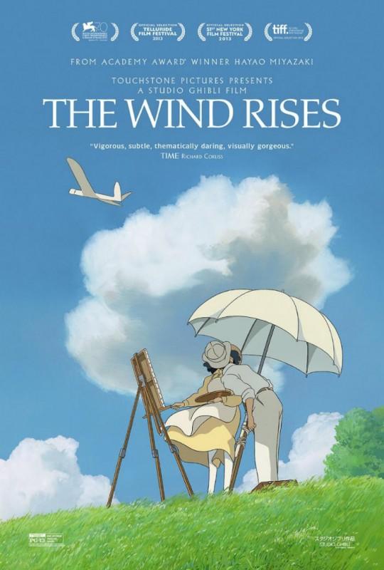 the wind rises whysoblu poster 1