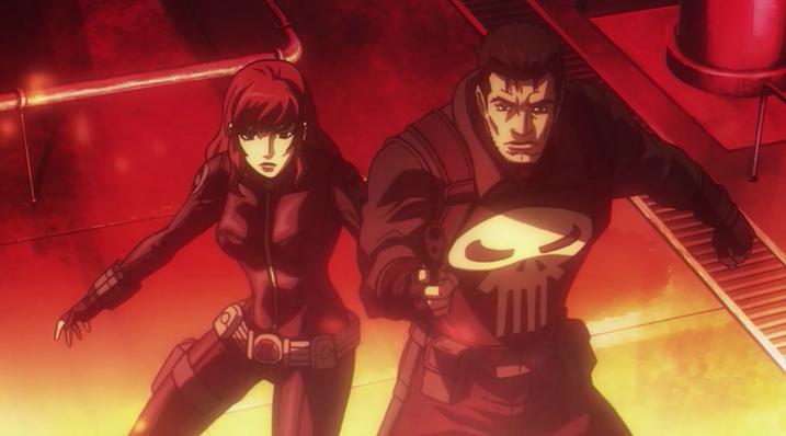 Black Widow Punisher 1