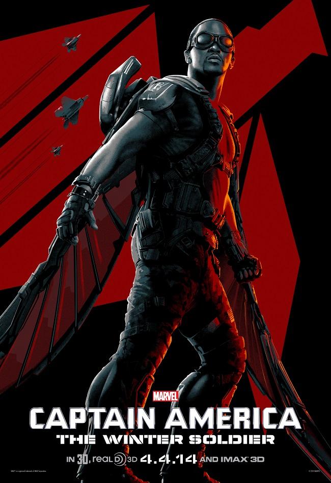 Cap IMAX Falcon