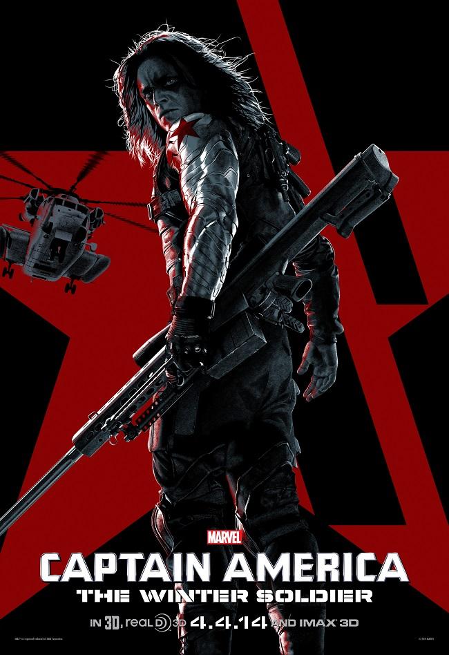 Cap IMAX Winter Soldier