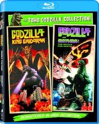 Godzilla Blu 1