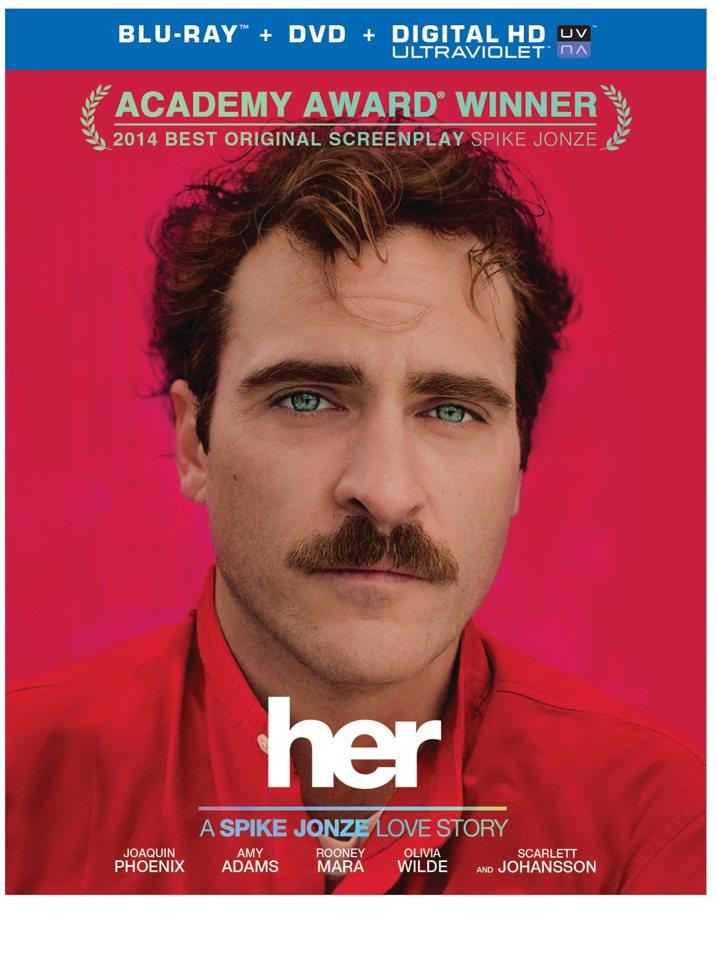 Her Blu-ray