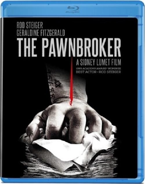 Pawnbroker-Blu-ray