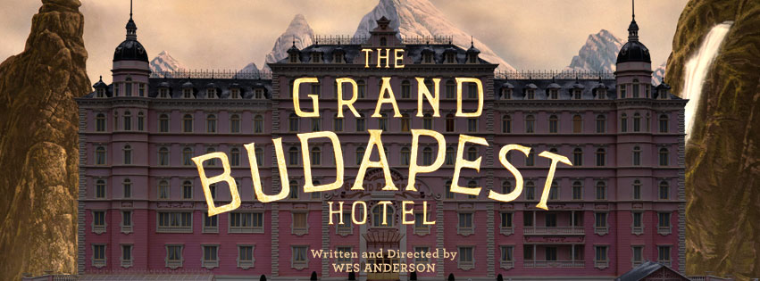 The Grand Budapest Hotel banner