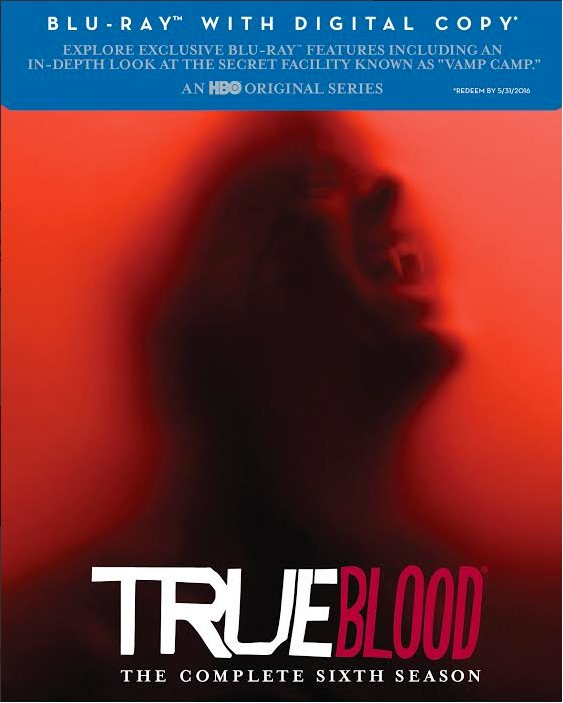 True Blood Season 6 Blu-ray