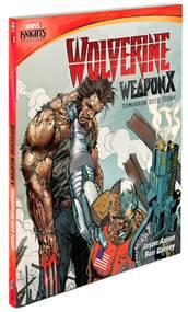 Wolverine Tomorrow Dies Today MED