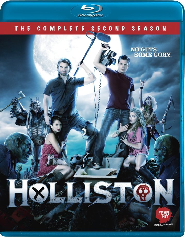 holliston season 2 Blu-ray