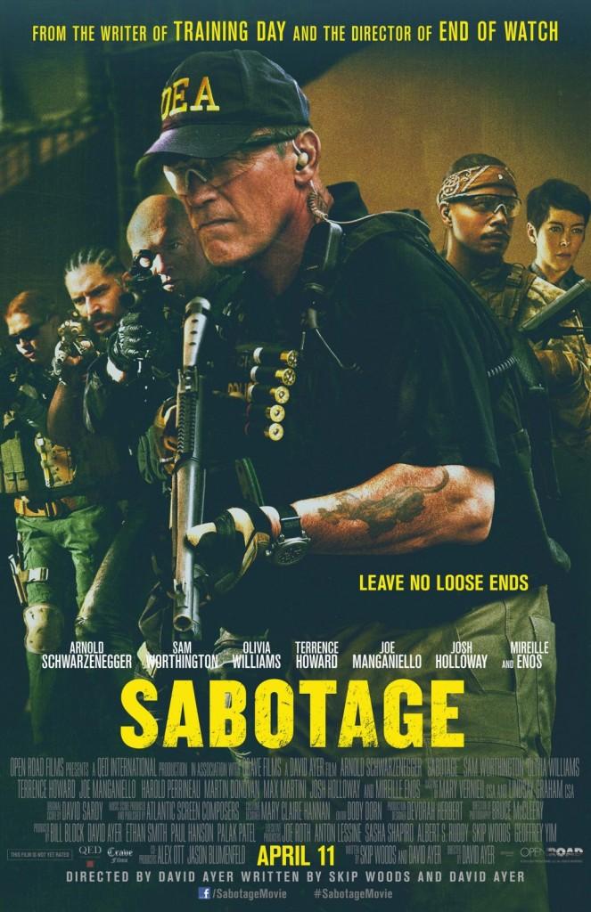 sabotage whysoblu poster