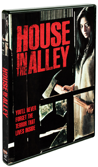 House In The Alley DVD