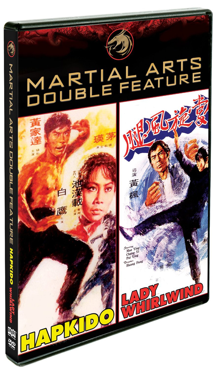 Lady Whirlwind - Hapkido DVD