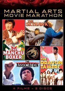 Martial Arts marathon MED