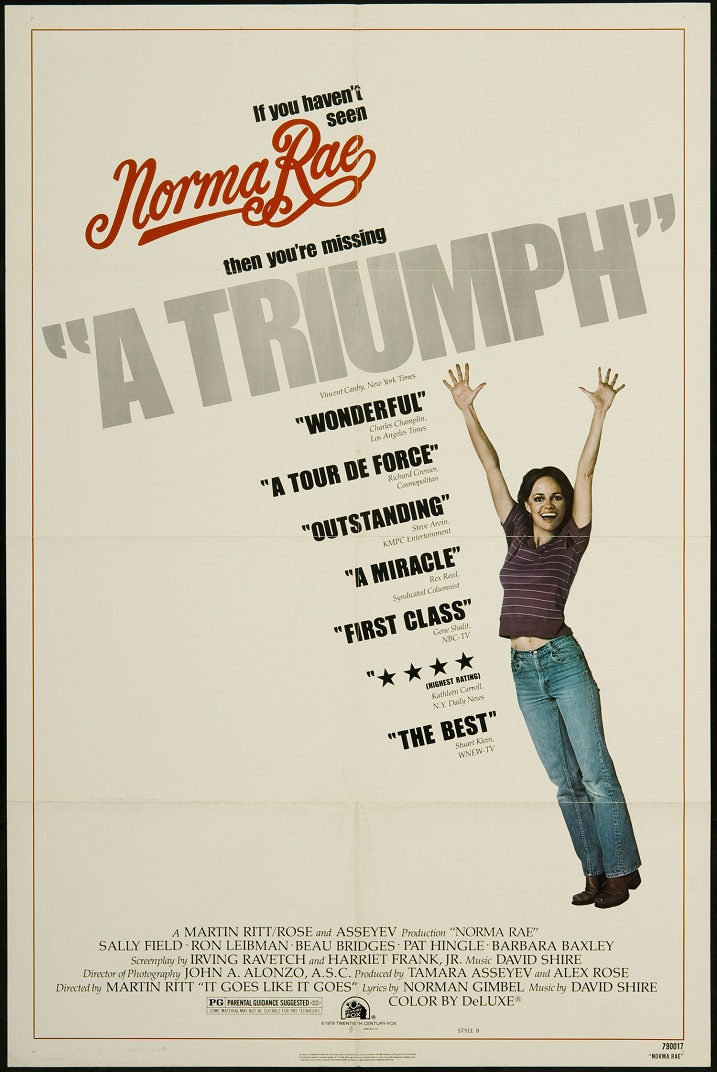 Norma-Rae Poster