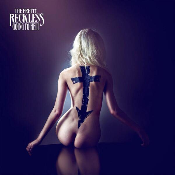 Pretty Reckless Going To Hell Album Cover