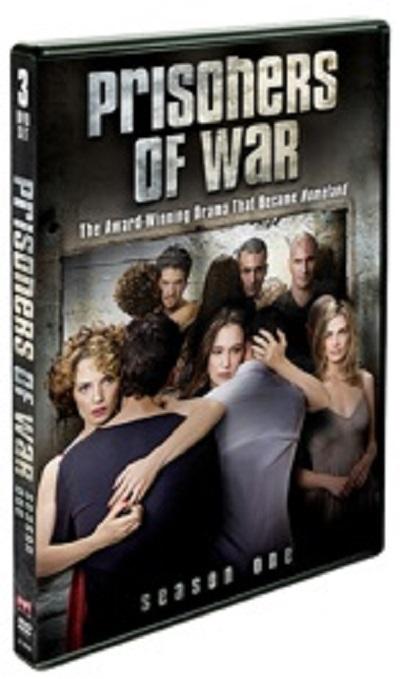 Prisoners Of War Season 1 DVD