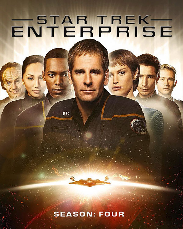 Star-Trek-Enterprise-Season 4-Blu-ray