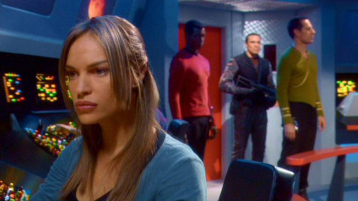Star Trek Enterprise Season 4 G