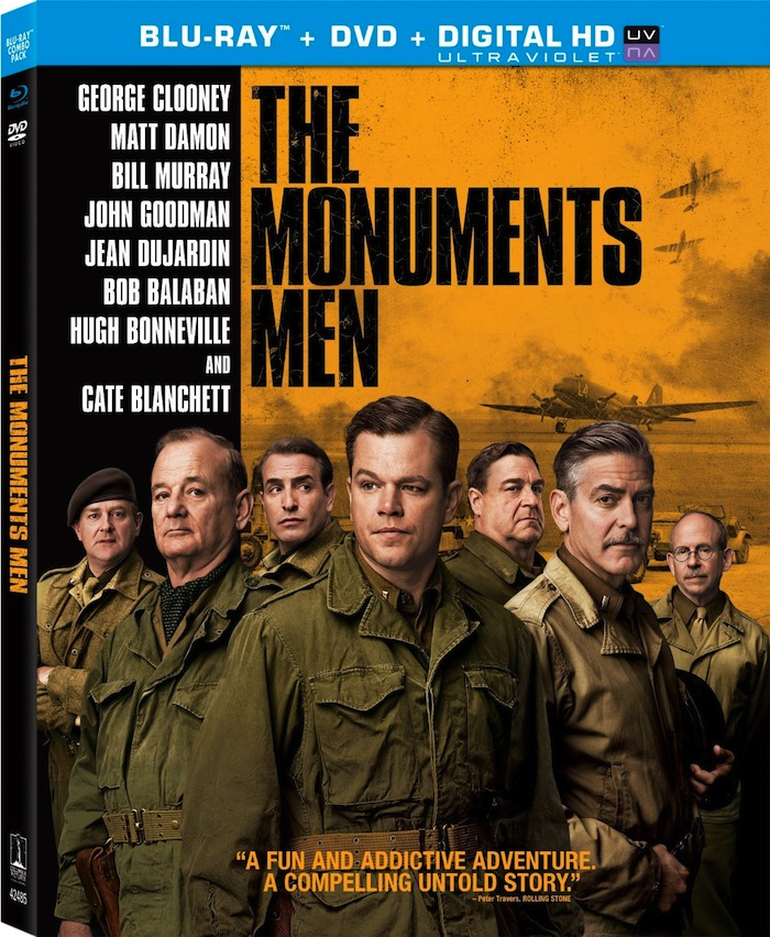 The Monuments Men - www.whysoblu.com