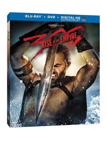 300 Rise of an Empire Marches Onto Blu-ray June 24th
