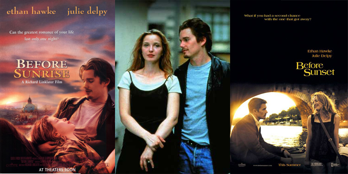 Before Sunrise - Sunset wishlist