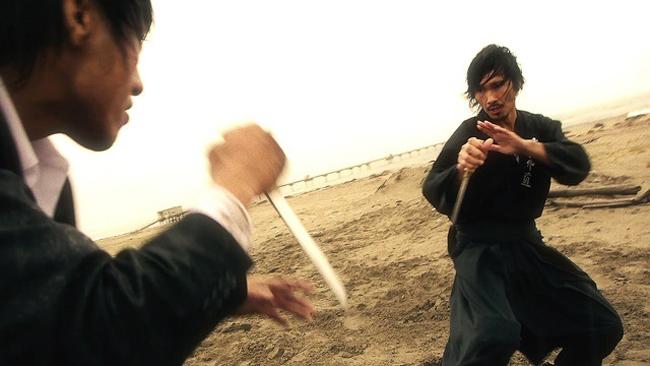 Bushido Man 5