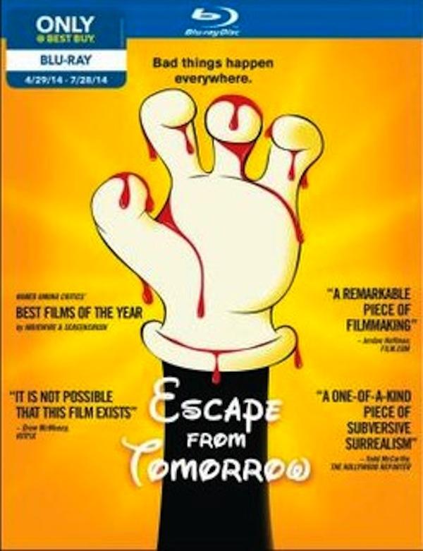 Escape From Tomorrow - www.whysoblu.com