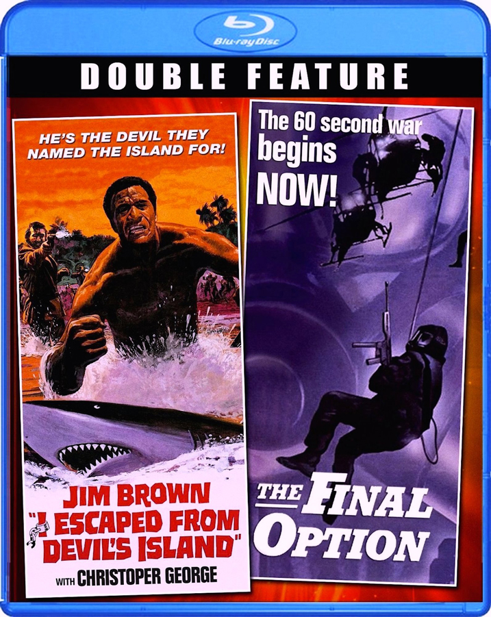 I-Escaped-Final-Option-Double Feature-Blu-ray