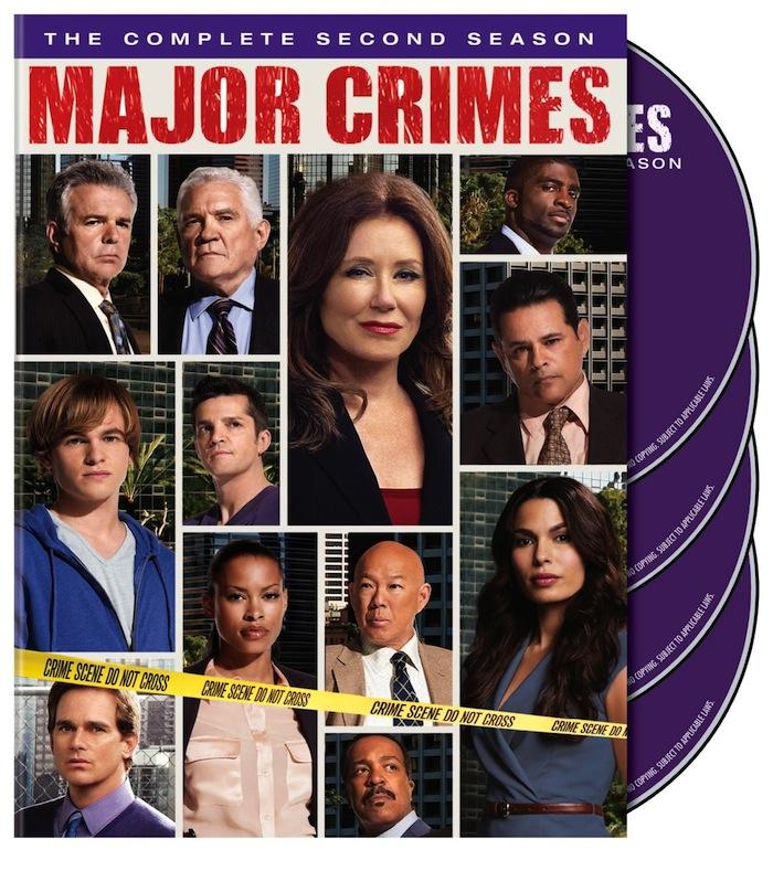 Major Crimes -