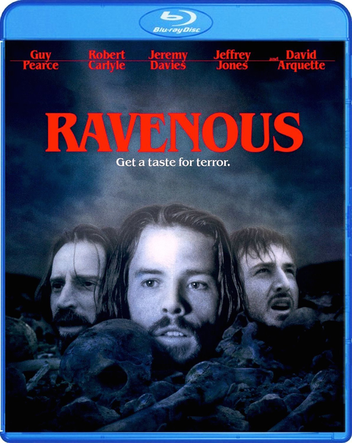 Ravenous-Blu-ray