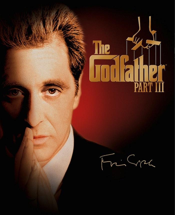 The Godfather 3 - www.whysoblu.com