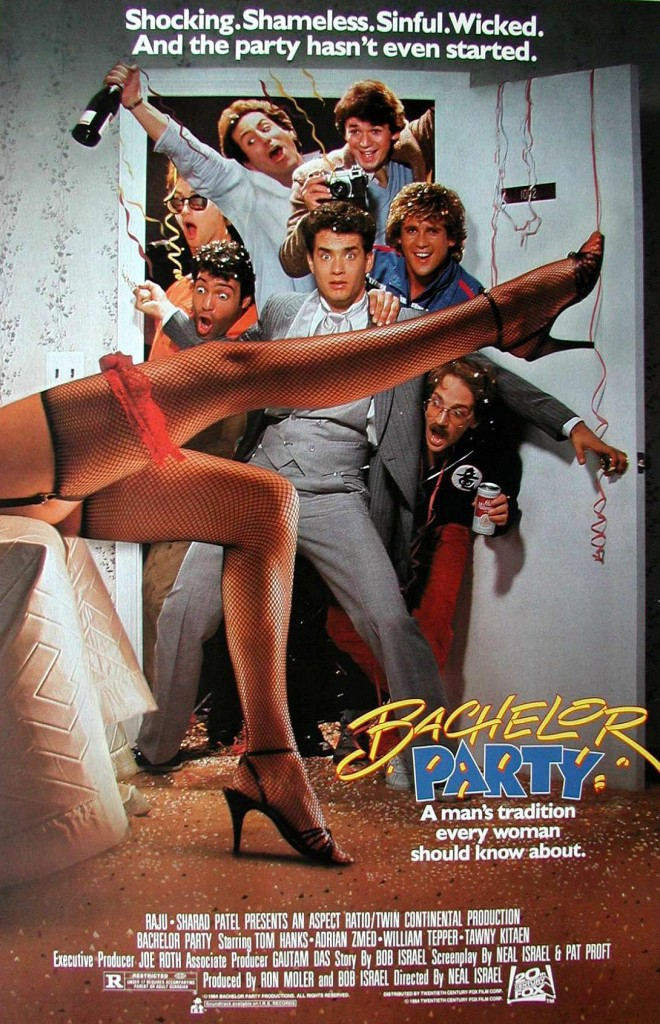 bachelor party whysoblu poster