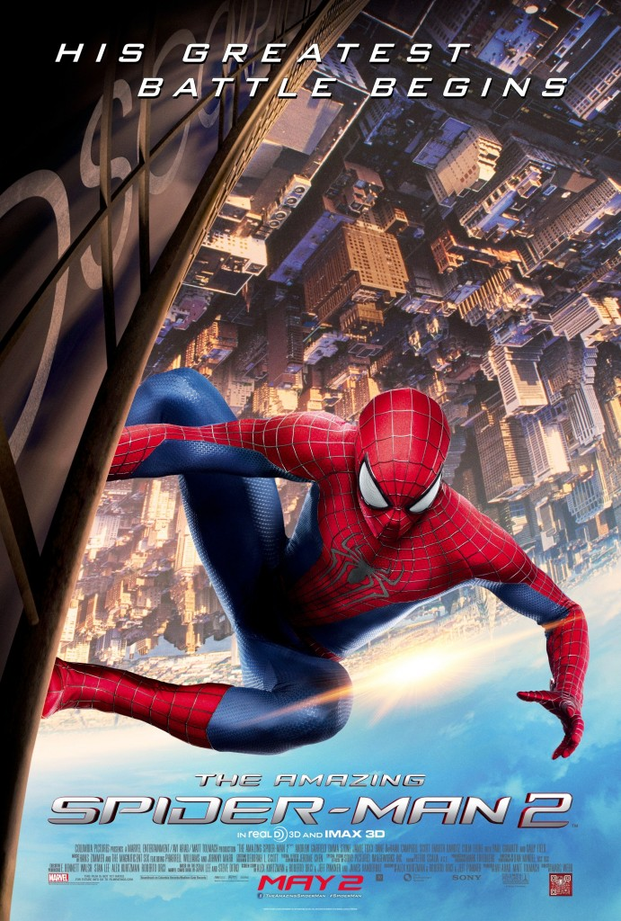 the amazing spider man 2 whysoblu poster 1