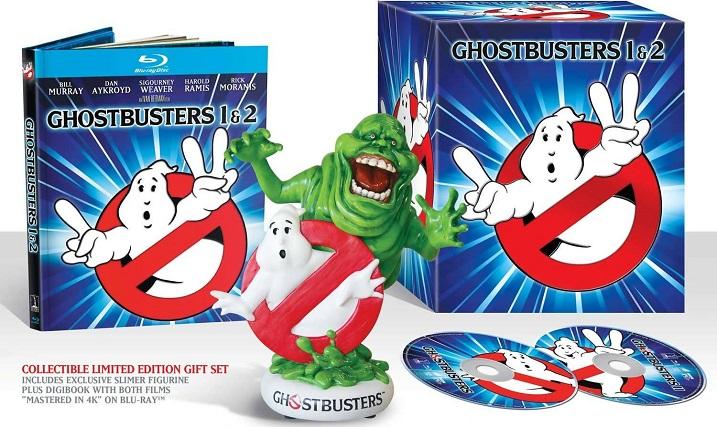 Ghostbusters Anniversary Blu-ray