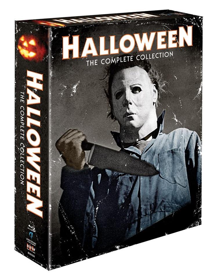 Halloween Complete 1