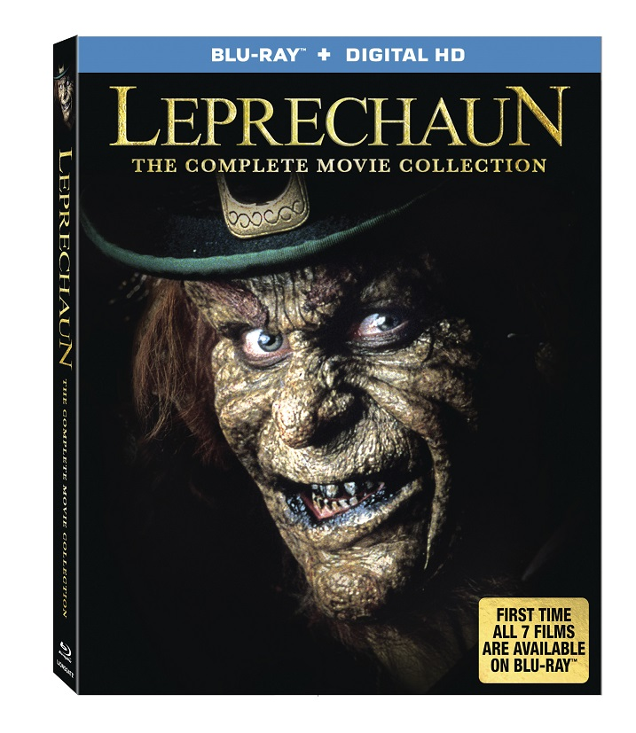 Leprechaun-Complete-Collection-Blu-ray