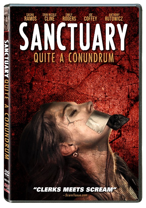 Sanctuary DVD