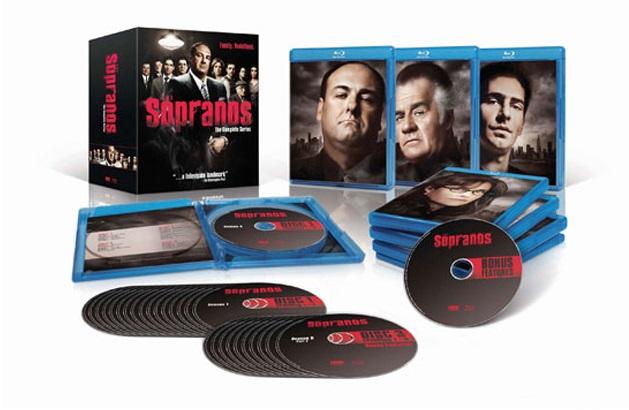 Sopranos Complete Blu-ray