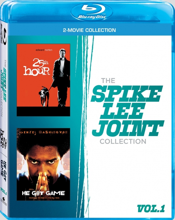Spike-Lee-Joint-Collection-Vol 1 -Blu-ray