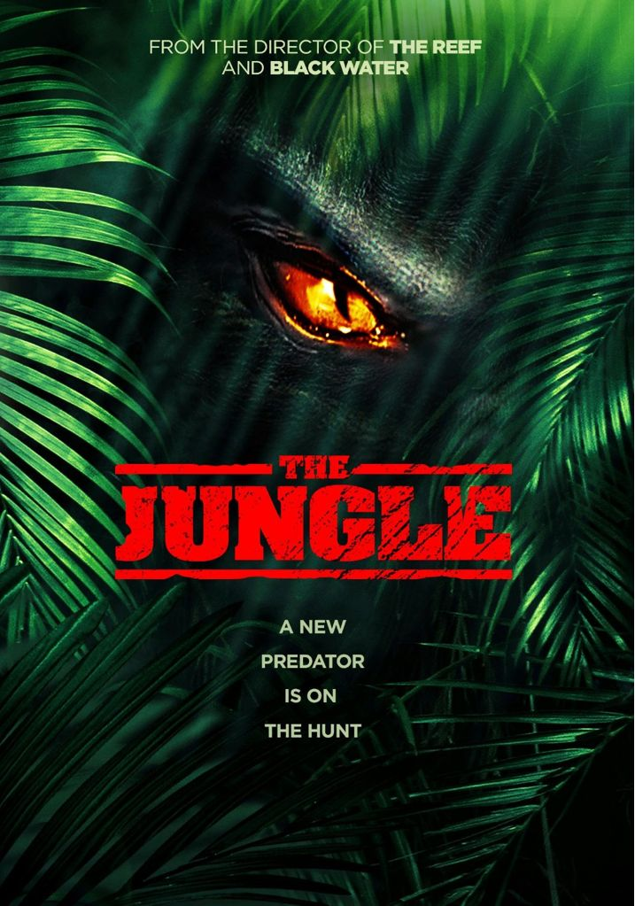 The Jungle DVD Cover