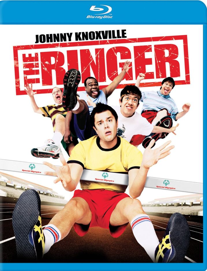 The Ringer Blu-ray
