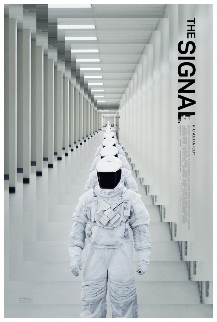 The Signal whysoblu poster