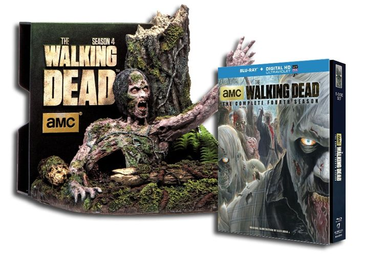 Walking Dead Season 4 Tree Walker