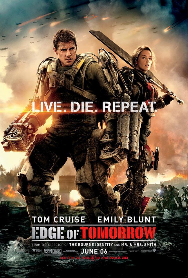 edge of tomorrow whysoblu poster 2
