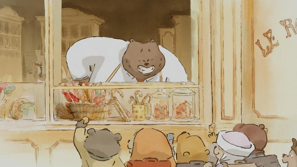 Ernest Celestine Blu Ray Review At Why So Blu